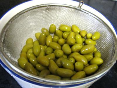 Olives au parfum d'Andalousie - 1.2