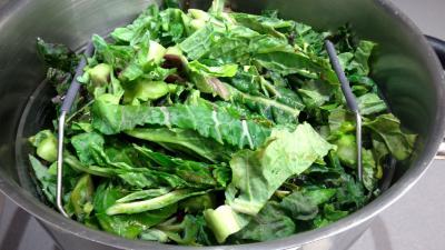 Salade au chou, noix et féta - 3.1