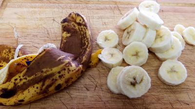 Gaufres aux bananes - 1.1