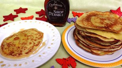 Recette Pancakes