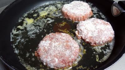 Pancakes façon hamburger - 4.1