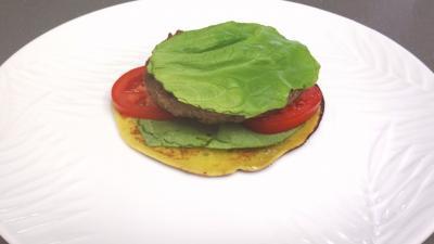 Pancakes façon hamburger - 6.2