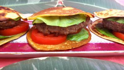 Pancakes façon hamburger - 6.4