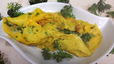 Recette Omelette aux brocolis