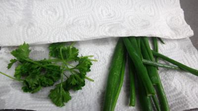 Galettes de poireau au riz - 3.1