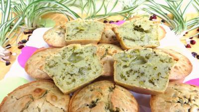Muffins aux brocolis - 3.4