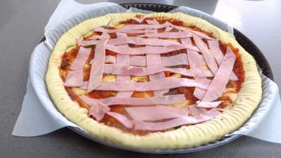 Pizza aux broutes - 4.3