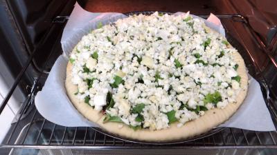 Pizza aux broutes - 5.4