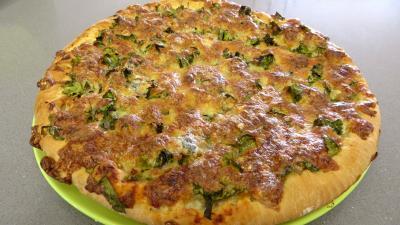 Pizza aux broutes - 6.2