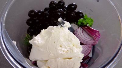 Nouilles à la crème d'olives - 2.2