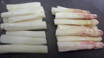 Poulet aux asperges en salade - 1.3