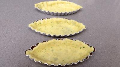 Barquettes et tartelettes au chou - 5.2