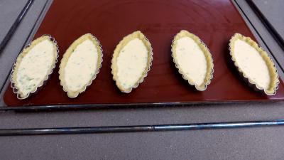 Barquettes et tartelettes au chou - 6.2