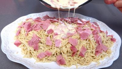Spaghettis à la carbonara - 6.2