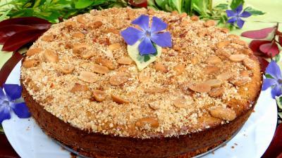 Image : Cheesecake au brousse