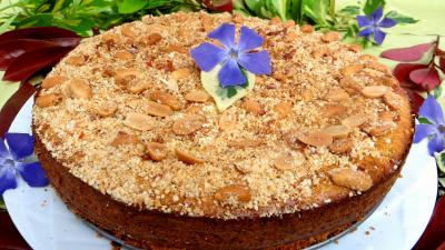 cacahuète : Cheesecake au brousse