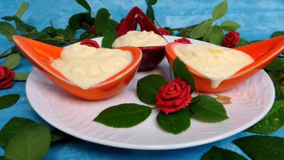 noix de coco : Crème glacée à la noix de coco