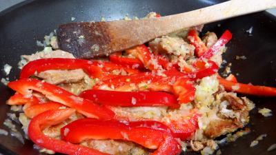 Filet de porc aux châtaignes - 5.3