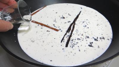 Gâteau de riz aux poires - 1.4