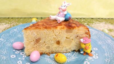 Gâteau de riz aux poires - 8.3