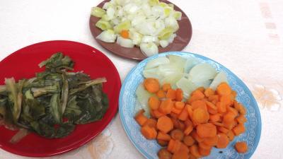 Salade braisée aux carottes - 5.4