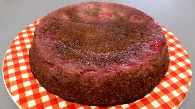 Gâteau à la fraise sans gluten - 5.1