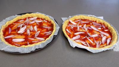 Pizza aux fèves - 3.3