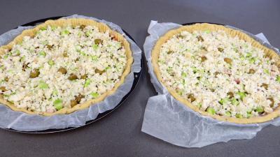 Pizza aux fèves - 4.3