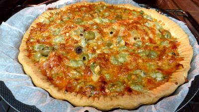 Pizza aux fèves - 5.1