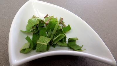 Fèves et légumes à l'oseille - 1.1