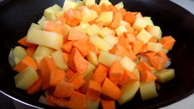 Fèves et légumes à l'oseille - 4.3