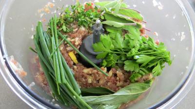 Boulettes de riz au boeuf à la vapeur - 4.2