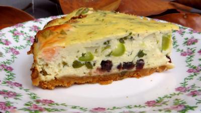 Cheesecake au saumon - 8.3