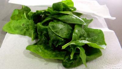 Salade aux blancs de poulet - 1.1