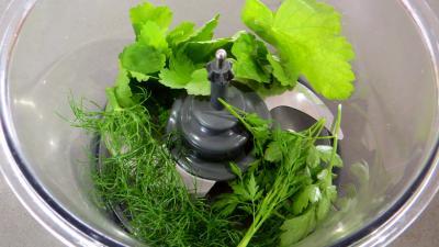 Salade aux blancs de poulet - 4.3