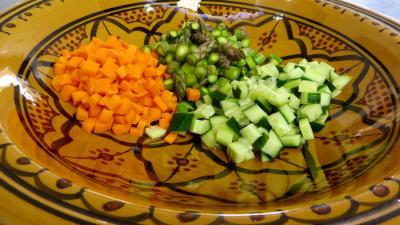 Salade aux blancs de poulet - 6.1
