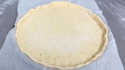 Pizza aux restes de charcuterie - 5.1