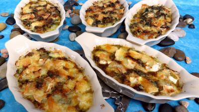 La cuisine des grand-mères : Cassolettes de blettes