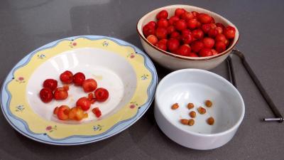 Cheesecake aux cerises - 1.1