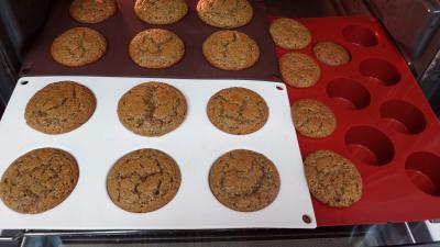 Muffins aux nèfles sans gluten - 4.2
