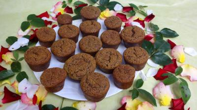 Recette Muffins aux nèfles sans gluten