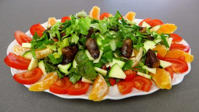 Salade de nèfles - 9.3