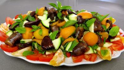 Salade de nèfles - 10.1