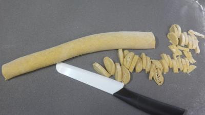 Tagliatelles fraîches aux blettes - 1.1