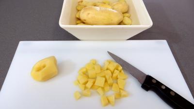 Blanquette de pommes de terre - 2.3