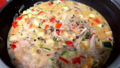 Blanquette de pommes de terre - 7.4