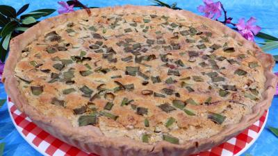 Clafoutis aux oignons - 7.2