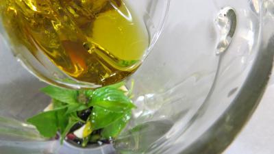 Salade de courgette crue au pesto - 5.1