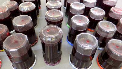 Confiture de mûres au vin rouge - 5.1