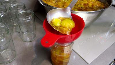 Compote de prunes à la sangria - 3.3